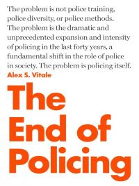 cover: the end of policing