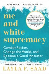 cover: me and white supremacy