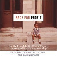cover: race for profit