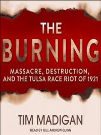 cover;the burning