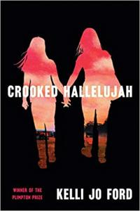 cover: crooked hallelujah