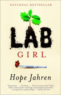 cover: lab girl