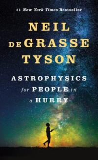cover: astrophysics for people in a hurry