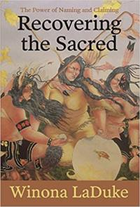 cover: recovering the sacred