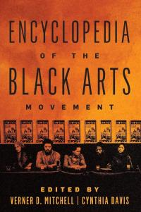 cover: encyclopedia of the black arts movement
