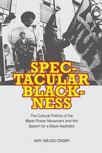 cover: spectacular blackness