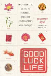 "Cover of the book ""Good Luck Life,"" available from the Denver Public Library"