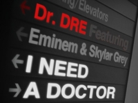 Dr Dre I Need a Doctor