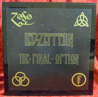 Led Zeppelin The Final Option