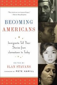 Cover of Becoming Americans, available from DPL