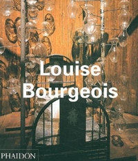 Cover of Louise Bourgeois, by Robert Storr