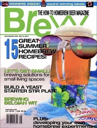 cover Brew Your Own magazine