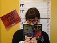Banned Books Mugshot