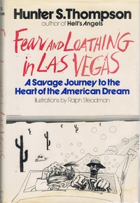 book cover Fear and Loathing in Las Vegas