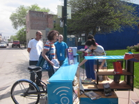 DPL Connect & Zac Laugheed present at the MOVE FREELY BICYCLE EVENT