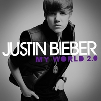 Justin Bieber: My World 2.0 (Music CD cover)