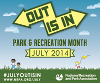 Park and Recreation Month 2014