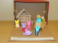 Peeps on the Prairie--an entry from 2011