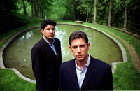Band Photo of Thievery Corporation