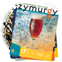 cover Zymurgy magazine
