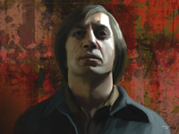 Anton Chigurh- No Country for Old Men
