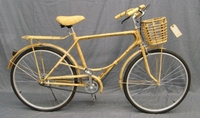Image: bamboo bicycle