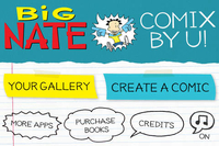 Big Nate Comix by U