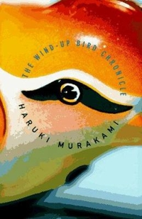 "Cover of Haruki Murakami's novel ""The Wind-Up Bird Chronicle"""