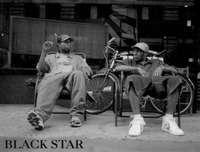 Mos Def and Talib Kweli: Black Star
