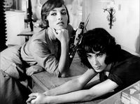 The Girls of Chabrol's Les Bonnes Femmes (1960).