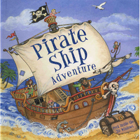 Pirate Ship Adventure (book jacket image)