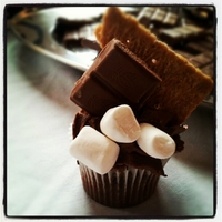 Whole Foods Market stocked our commissary with great food and s'more cupcakes.