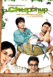 Cover image for Chup Chup Ke