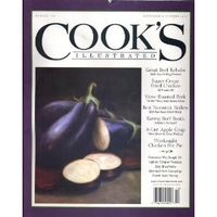 Cooks Illustrated cover