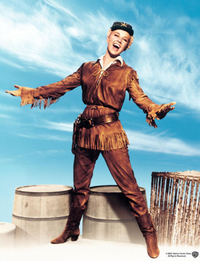 A publicity shot from Day's starring role in Calamity Jane.