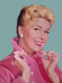 America's favorite actress, Doris Day.