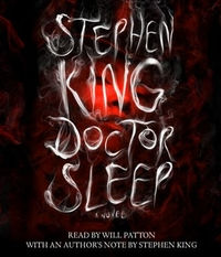 book cover of Dr. Sleep