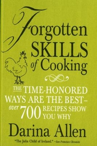 Forgotten Skills of Cooking Cover