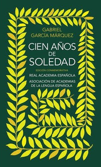 Book Cover: One Hundred Years of Solitude, Spanish edition