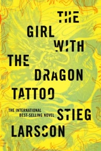 "Cover of Stieg Larsson's novel ""The Girl With the Dragon Tattoo"""