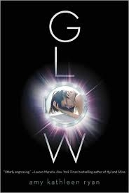 this is what we'll be reading - Glow by Amy Ryan