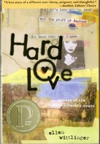 book cover Hard Love