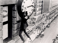 Harold Lloyd in Safety Last!