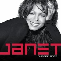 Cover art for Janet Jackson's Number One