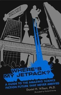 "Cover - ""Where's My Jetpack?"""