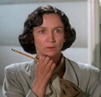 Rutanya Alda as Carol Ann in Mommie Dearest