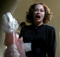 Faye Dunaway as Joan Crawford in Mommie Dearest