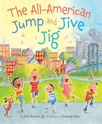 The All-American Jump and Jive Jig book cover
