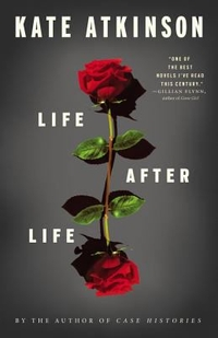 Front Jacket Cover for Life After Life by Kate Atkinson