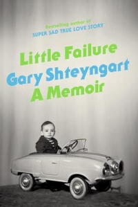 Cover art, Little Failure by Gary Shteyngart